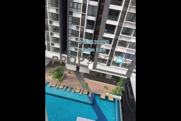 For Rent Serviced Residence at D'Sara Sentral, Sungai Buloh Freehold Fully Furnished 2R/1B 1.9k