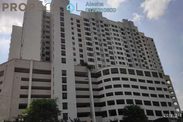 For Sale Apartment at Pelangi Damansara, Bandar Utama Freehold Unfurnished 0R/0B 338k