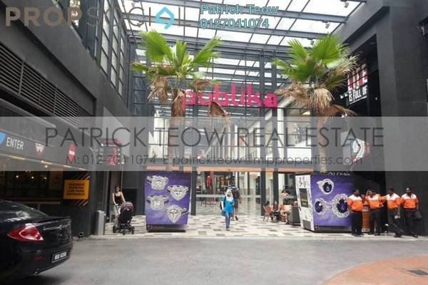 For Rent Shop at Solaris Dutamas, Dutamas Freehold Unfurnished 0R/0B 14k