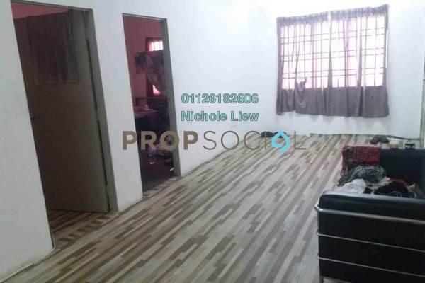 For Rent Apartment at Taman Pendamar Indah 2, Port Klang Freehold Semi Furnished 3R/2B 750translationmissing:en.pricing.unit