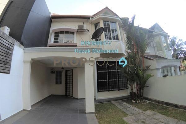 For Sale Terrace at Section 5, Wangsa Maju Freehold Semi Furnished 4R/3B 900k