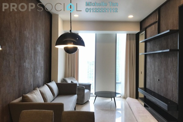 For Rent Serviced Residence at Tropicana The Residences, KLCC Freehold Fully Furnished 1R/1B 5.04k