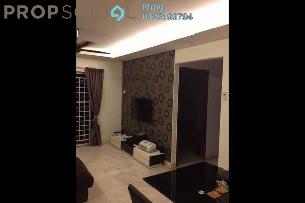 For Sale Apartment at Kenanga Apartment, Pusat Bandar Puchong Leasehold Fully Furnished 3R/2B 380k