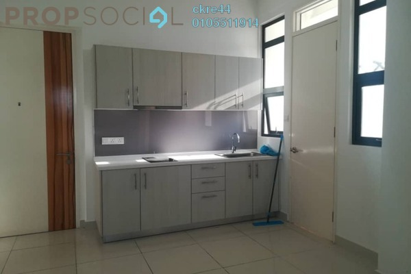 For Sale Condominium at Shamelin Star Serviced Residences, Cheras Freehold Semi Furnished 3R/2B 599k