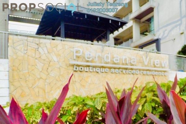For Sale Condominium at Perdana View, Damansara Perdana Leasehold Unfurnished 3R/2B 440k