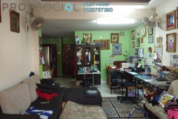 For Sale Apartment at Bustan Apartment, Cheras Leasehold Unfurnished 3R/2B 345k