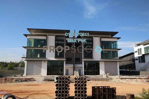 For Sale Factory at Nouvelle Industrial Park, Kota Puteri Leasehold Semi Furnished 2R/7B 2.9m