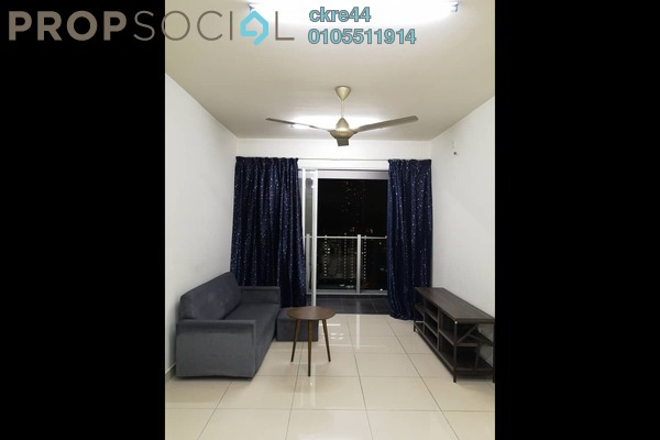 For Rent Condominium at Maxim Residences, Cheras Freehold Fully Furnished 2R/2B 1.9k