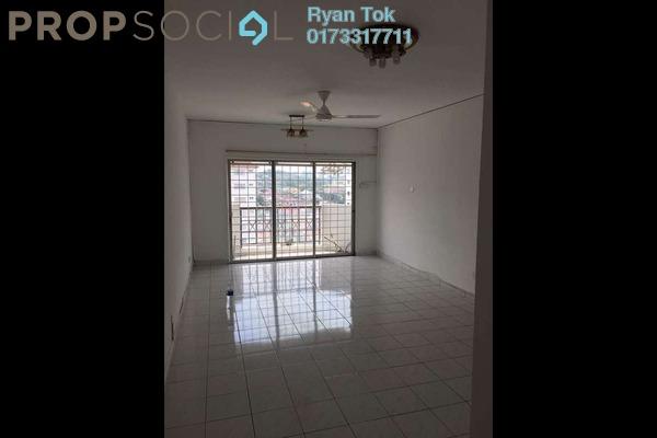 For Sale Condominium at Endah Ria, Sri Petaling Leasehold Semi Furnished 3R/2B 400k