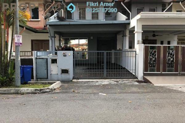 For Sale Terrace at Kemuning Greenville, Kota Kemuning Freehold Unfurnished 4R/3B 510k