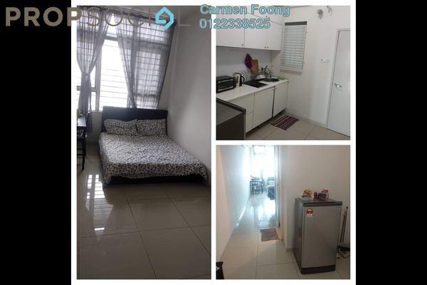 For Rent SoHo/Studio at Centrestage, Petaling Jaya Freehold Semi Furnished 0R/1B 1.3k