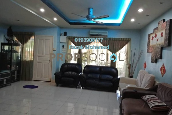 For Sale Terrace at Taman Puchong Prima, Puchong Freehold Fully Furnished 4R/3B 690k