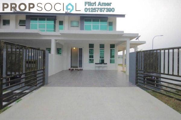 For Sale Terrace at Bangi Avenue, Kajang Freehold Fully Furnished 4R/4B 990k