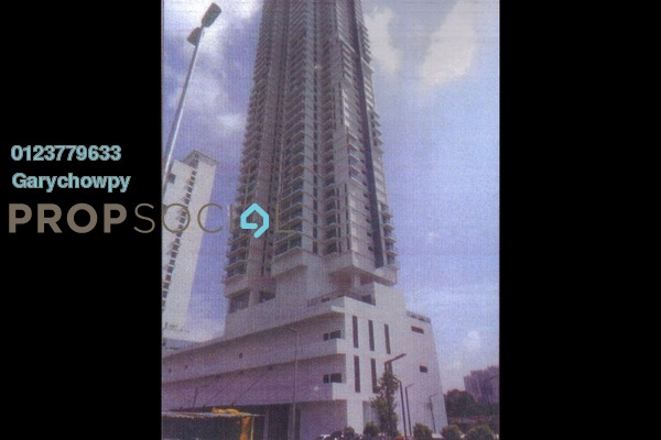 For Sale Serviced Residence at Sky Park, Cyberjaya Freehold Semi Furnished 2R/2B 311.7千
