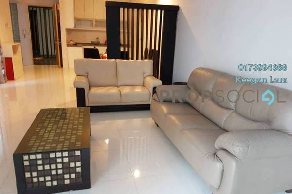 For Rent Condominium at Kiara 1888, Mont Kiara Freehold Fully Furnished 3R/3B 3k