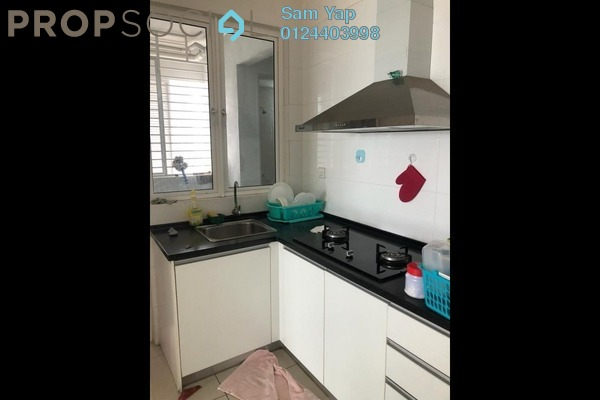 For Rent Condominium at The Regina, UEP Subang Jaya Freehold Semi Furnished 4R/3B 1.7k