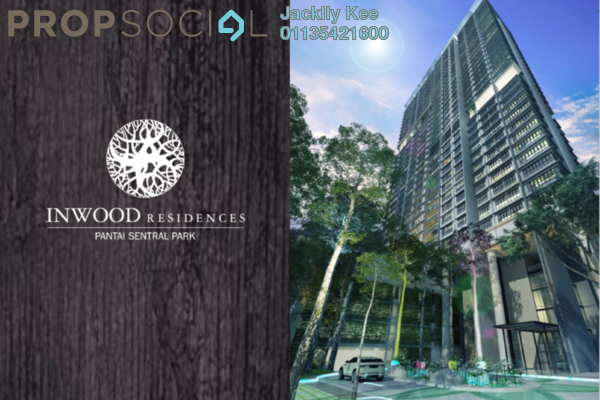 For Sale Condominium at Inwood Residences, Pantai Freehold Unfurnished 4R/3B 1.48m