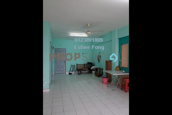 For Rent Condominium at Pelangi Damansara, Bandar Utama Freehold Semi Furnished 3R/3B 1.4k