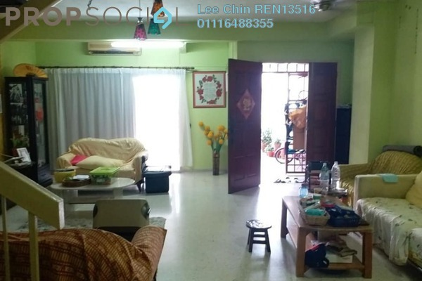 For Sale Terrace at Taman Suria Jaya, Cheras South Freehold Semi Furnished 4R/3B 560k