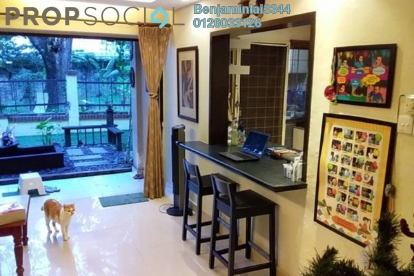 For Rent Townhouse at Windsor Tower, Sri Hartamas Freehold Fully Furnished 2R/1B 3k