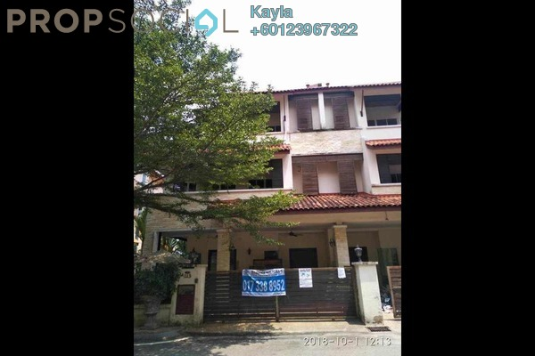 For Sale Semi-Detached at Beverly Heights, Ukay Leasehold Unfurnished 0R/0B 1.56m