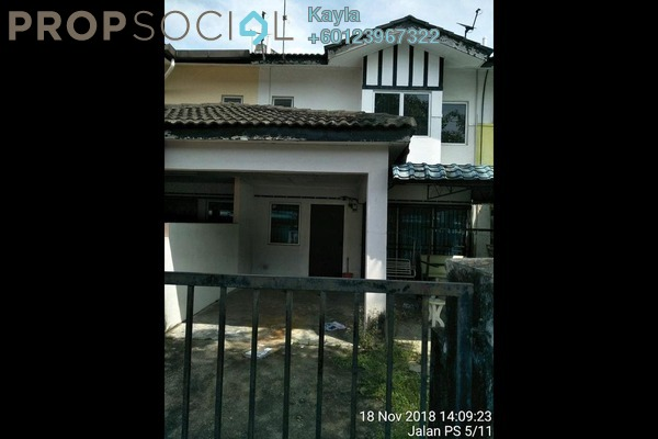 For Sale Terrace at Sungai Gadut, Seremban Freehold Unfurnished 0R/0B 225k