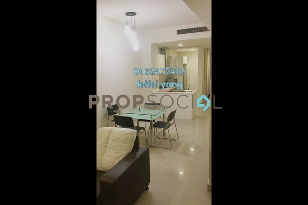 For Rent Serviced Residence at Solaris Dutamas, Dutamas Freehold Fully Furnished 1R/1B 2.4k