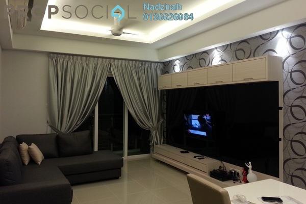 For Rent Serviced Residence at Gaya Bangsar, Bangsar Freehold Fully Furnished 1R/2B 4.3k