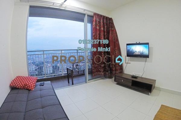 For Rent Apartment at Residensi Pandanmas 2, Pandan Indah Freehold Fully Furnished 3R/2B 1.7k