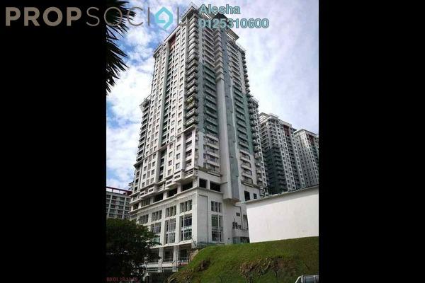 For Sale Condominium at Metropolitan Square, Damansara Perdana Freehold Unfurnished 0R/0B 277k