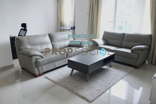 For Sale Serviced Residence at Solaris Dutamas, Dutamas Freehold Fully Furnished 2R/2B 1.35m