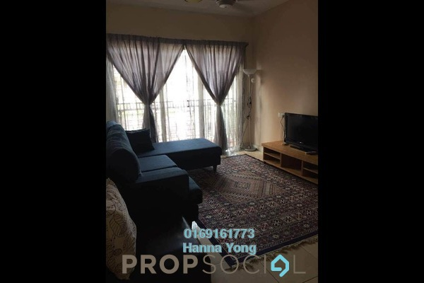 For Sale Condominium at Casa Indah 1, Tropicana Freehold Fully Furnished 3R/2B 600k