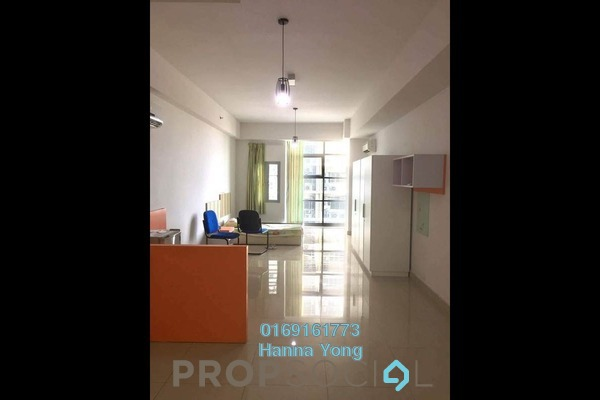 For Sale SoHo/Studio at First Subang, Subang Jaya Freehold Fully Furnished 0R/1B 420k