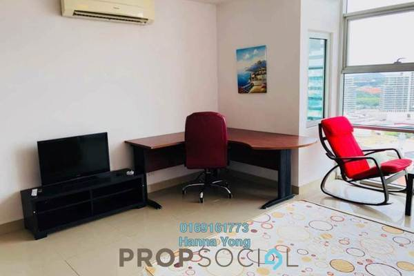 For Sale SoHo/Studio at First Subang, Subang Jaya Freehold Fully Furnished 0R/1B 495k