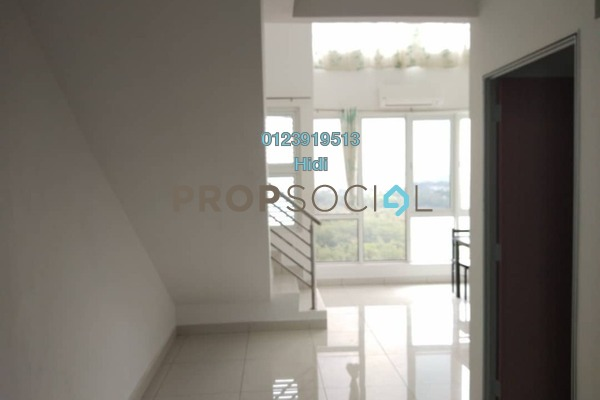 For Rent Duplex at De Centrum Residences, Kajang Freehold Semi Furnished 2R/2B 1.5k