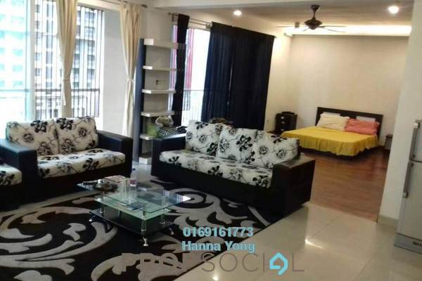 For Sale Condominium at Ritze Perdana 2, Damansara Perdana Freehold Fully Furnished 1R/1B 480k