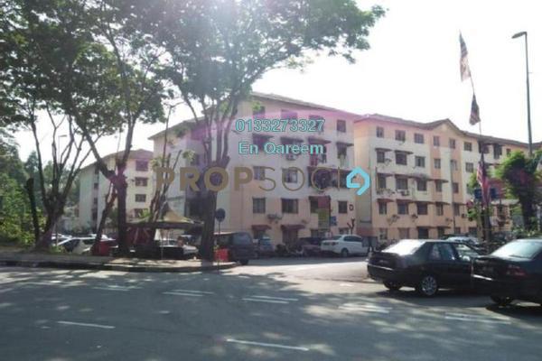 For Rent Condominium at Impian Apartment, Damansara Damai Freehold Unfurnished 3R/2B 750translationmissing:en.pricing.unit