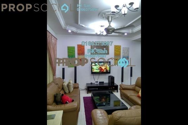 For Sale Terrace at Section 4, Bandar Mahkota Cheras Freehold Semi Furnished 4R/3B 738k