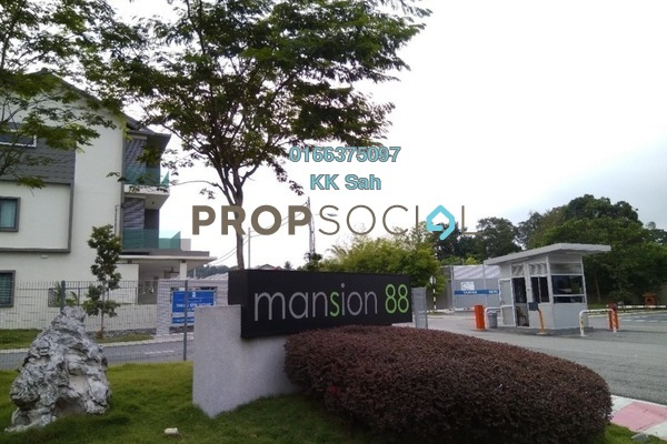 For Sale Link at Mansion 88, Semenyih Freehold Semi Furnished 5R/5B 788k