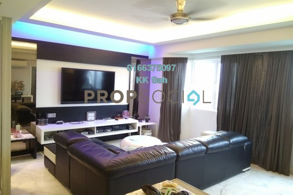 For Sale Serviced Residence at Taman Hulu Langat Jaya, Batu 9 Cheras Freehold Fully Furnished 4R/4B 488k