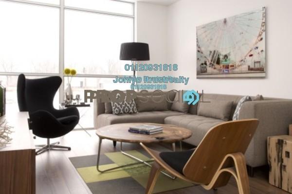 For Sale Condominium at Verde, Ara Damansara Freehold Semi Furnished 1R/1B 370k