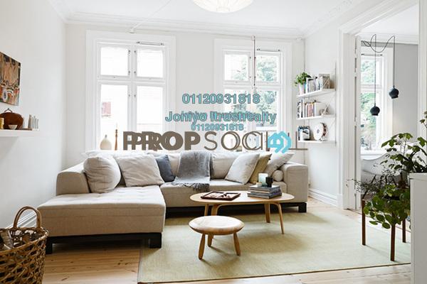 For Sale Condominium at Verde, Ara Damansara Freehold Semi Furnished 3R/2B 575k