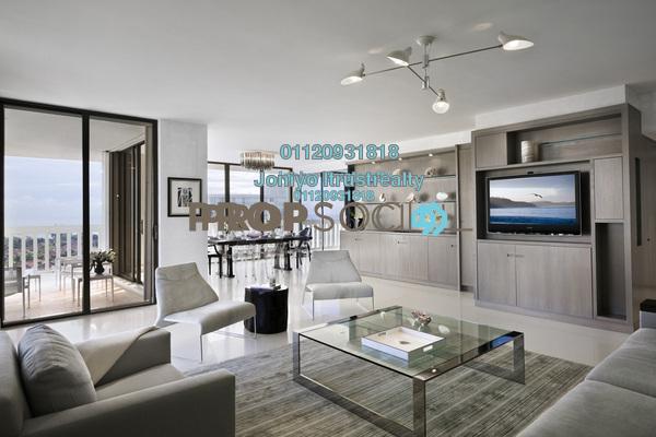 For Sale Condominium at Emporis, Kota Damansara Freehold Semi Furnished 1R/1B 380k