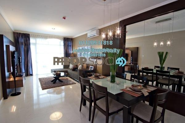 For Sale Condominium at Amaya Saujana, Saujana Freehold Semi Furnished 1R/1B 379k