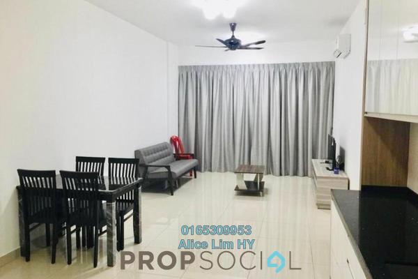 For Rent Condominium at Tropicana Bay Residences, Bayan Indah Freehold Fully Furnished 3R/2B 2.49k