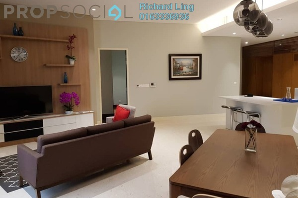 For Sale Condominium at Banyan Tree, KLCC Freehold Fully Furnished 3R/3B 4.55m