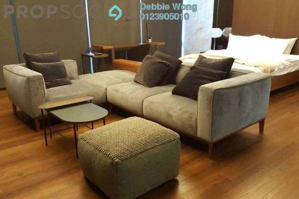 For Rent Serviced Residence at St Regis Residences, KL Sentral Freehold Fully Furnished 1R/1B 8k