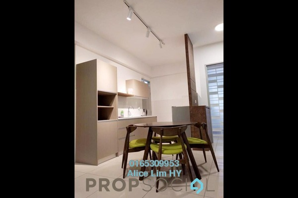 For Rent Condominium at Tropicana Bay Residences, Bayan Indah Freehold Fully Furnished 3R/3B 2.75k