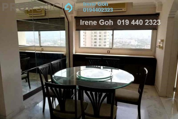 For Sale Condominium at 1 Persiaran Gurney, Gurney Drive Freehold Fully Furnished 3R/2B 1.55m