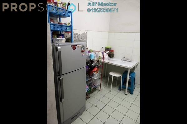 For Sale Apartment at Section 7, Shah Alam Freehold Fully Furnished 4R/2B 260k